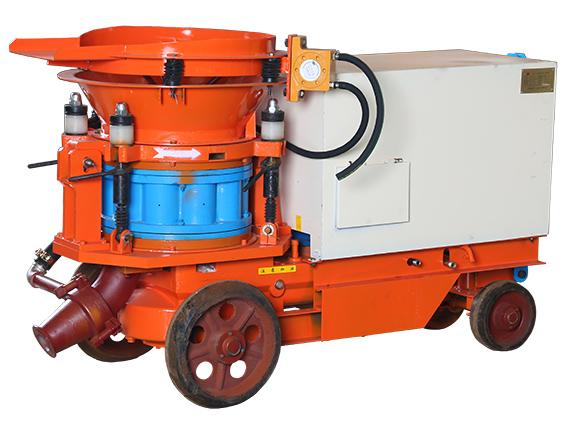耿力GSP-D湿式混凝土喷射机