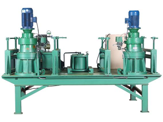 耿力XGLW-25液压式型钢冷弯机