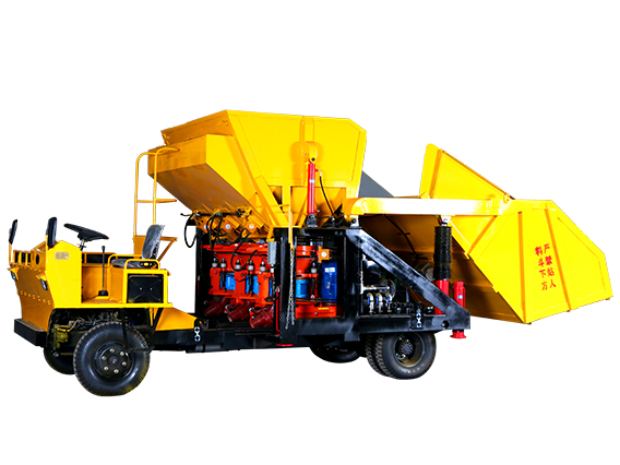 耿力GLZ-21联合自动上料喷浆机组