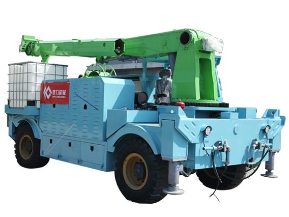 耿力GHP30G-IIIA工程混凝土湿喷台车