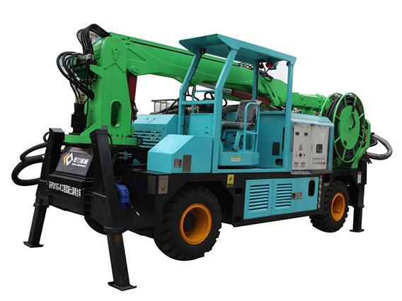GHP3015G-II工程混凝土湿喷台车